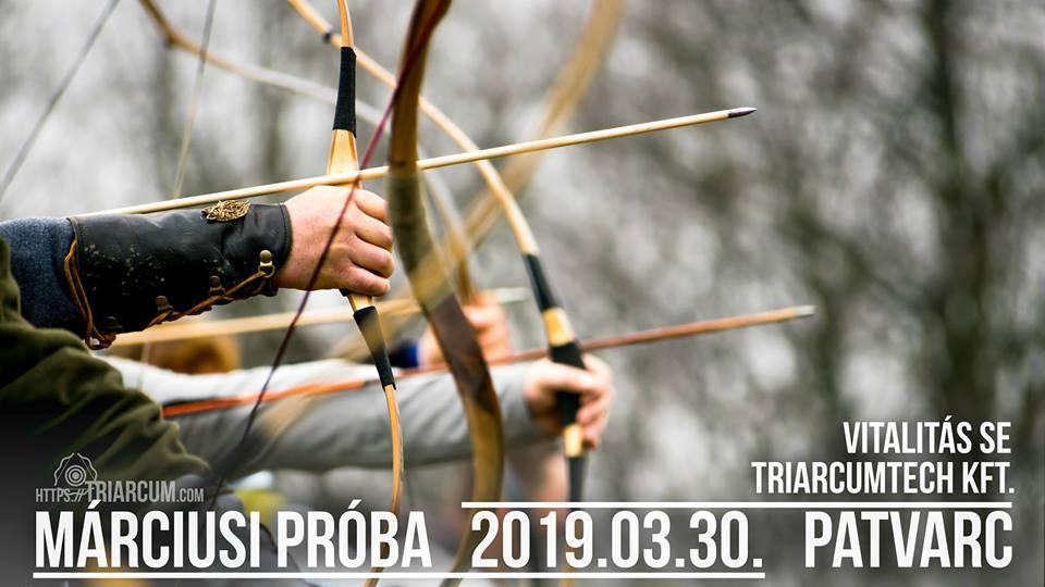 Márciusi Próba - 2019.03.30 Patvarc