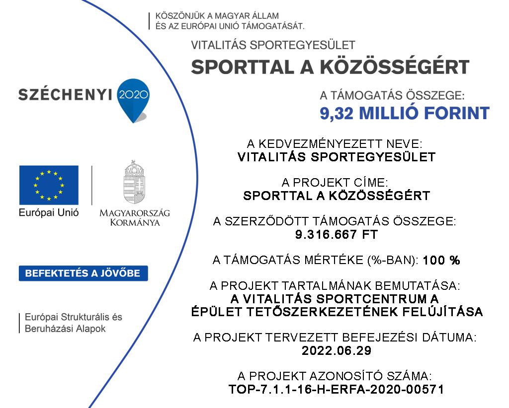 Sporttal a közösségért
